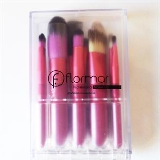 Flormar 9'lu Makyaj Fırça Seti