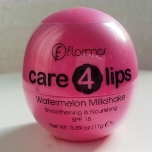 Flormar Care4Lips Dudak Balmı   Watermelon