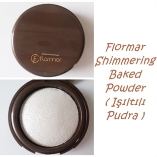 Flormar Shimmering Baked Powder ( Işıltılı Pudra )