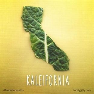 Foodnited States Lezzet Haritası