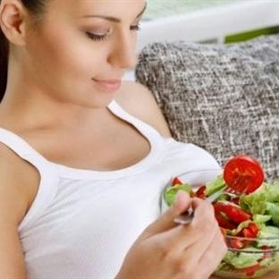 Gebelikte beslenmenin 12 püf noktası