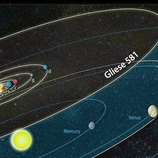 Gliese 581d'den Sinyal Alındı!