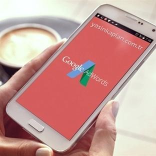 Google Adwords Android Uygulaması Yayınlandı