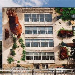 Grafiti Sokak Sanatı