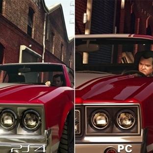 GTA V'in PC sürümü müthiş grafiklerle geliyor