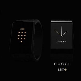 Gucci SmartBand'lar Göz Kırptı