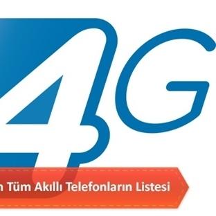 Hangi Marka ve Model Akıllı Telefonlar 4G Destekli