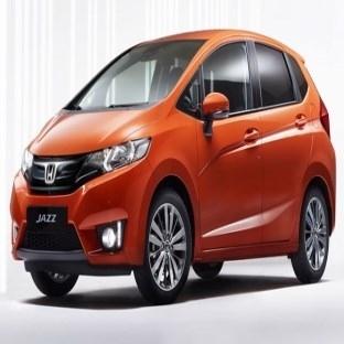 Honda Jazz Modelini Yeniledi