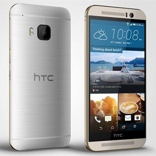 HTC ONE M9 BU AY TÜRKİYE'DE SATIŞA ÇIKIYOR