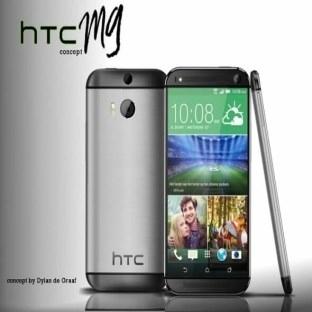 HTC yeni telefon One M9 hima