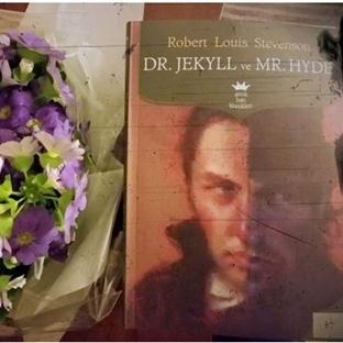 Hyde, Jekyll and I Dizisinin Kitabı