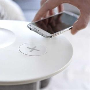 IKEA Telefonlarınızı Kablosuz Olarak Şarj Edecek