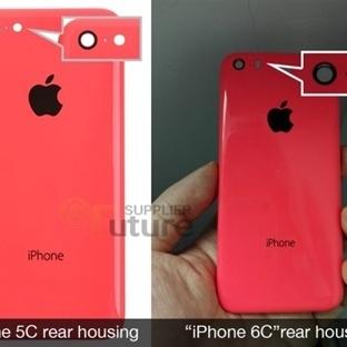 iPhone 6c İçin İlk Sızıntılar (Görsel)