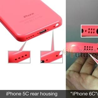 iPhone 6C Kapağı Görüntülendi!
