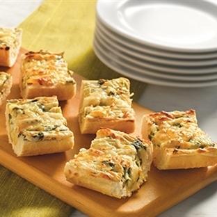 Ispanaklı Ekmek Tarifi