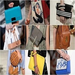 Kadın çanta modellerinde 2015 bahar trendleri