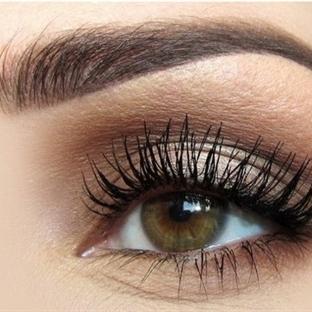 Kahverengi Gözler İçin Makyaj