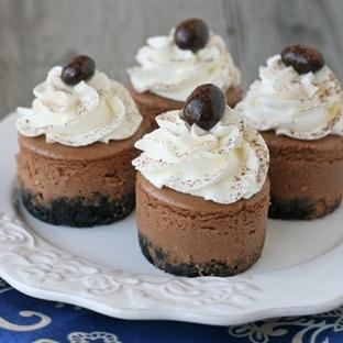 Kakaolu Mini Pasta Tarifi