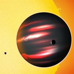 Keşfedilen En İlginç 16 Gezegen