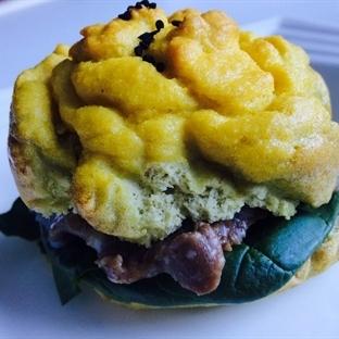 Kilo Aldırmayan Biftek Burger