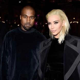 Kim Kardashian platin saçlarıyla imajını yeniledi