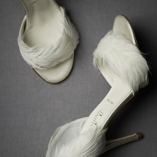Kış Gelinleri için Ayakkabı ve Botlar