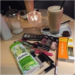 Kozmetik alışverişi - Essence, Catrice... (video)