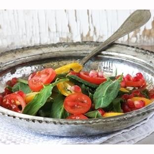 Kumkuatlı Kuzu Kulağı Salatası