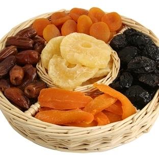Kuru Meyve Yemek Sağlıklı mı?
