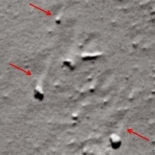 Kuyruklu Yıldızda Rüzgar Bilmecesi / Rosetta