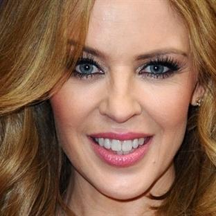 Kylie Minogue İstanbul'da