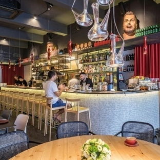 lagranja Design'dan Singapur'da FOC Restaurant