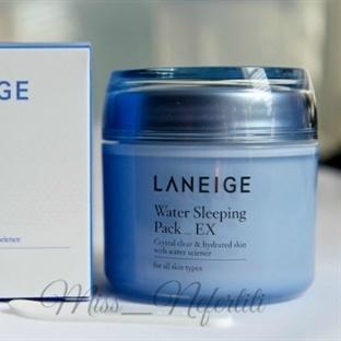Laneige Water Sleeping Pack_EX ~ Kar Suyu Mucizesi