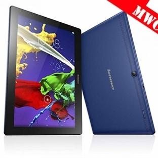 Lenovo'dan 3 Yeni Tablet Duyuruldu
