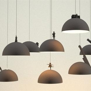 Leonardo Fortino'dan Land Lamp Sarkıt