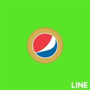 LINE ve Pepsi sevdiklerinle yaya yaya konuş diye v