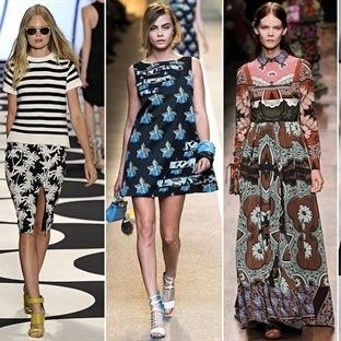 İlkbahar Ve Yaz 2015 Moda Renkleri Nelerdir?