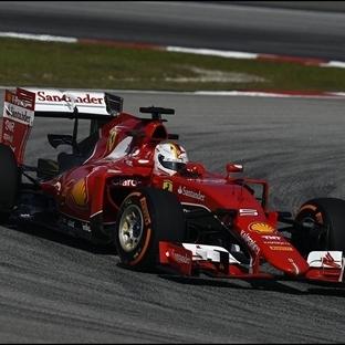 Malezya'da Özlenen F1, Zafer Ferrari İle Vettel'in