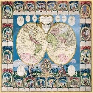 Mappa Mundi'lerle Ortaçağ'a yolculuk!