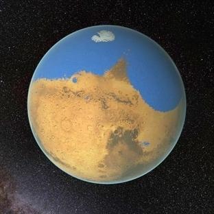 Mars'ta Bir Zamanlar Okyanus Vardı