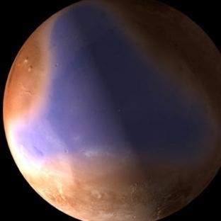 Mars'ta Okyanus Büyüklüğünde Su OlduğuOrtaya Çıktı