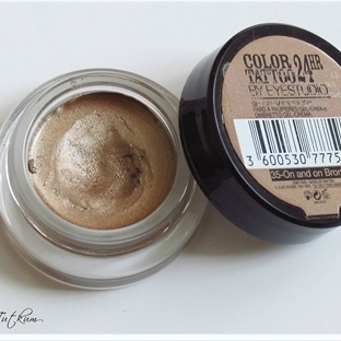 Maybelline Color Tattoo  - On And On Bronz
