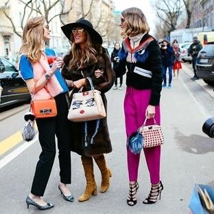 Milano Moda Haftası En Şık Sokak Stilleri