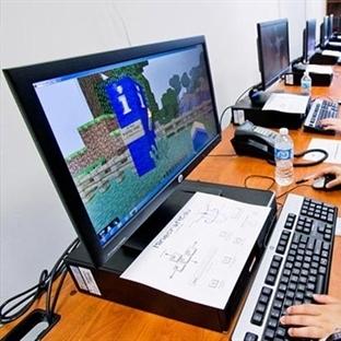 MinecraftEdu Kuzey İrlanda'da Eğitimin Parçası Old