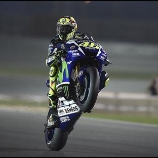 MotoGP: Katar'da Açılışı Rossi Yaptı !!