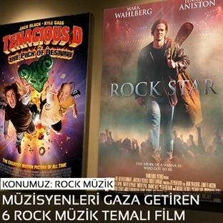 Müzisyenleri Gaza Getiren 6 Rock Müzik Temalı Film