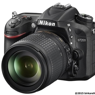 Nikon D7200 Gün Yüzüne Çıktı