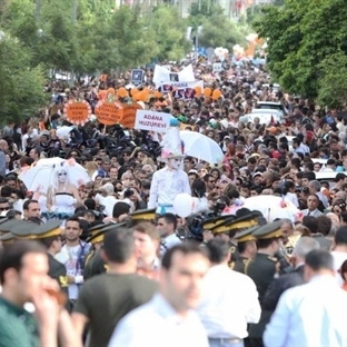 Nisan'da Adana portakal çiçeği festivali