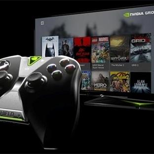 Nvidia Shield'den 4k'lık Oyun Konsolu
