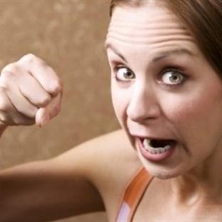 Öfke Önemli Bir İşarettir!